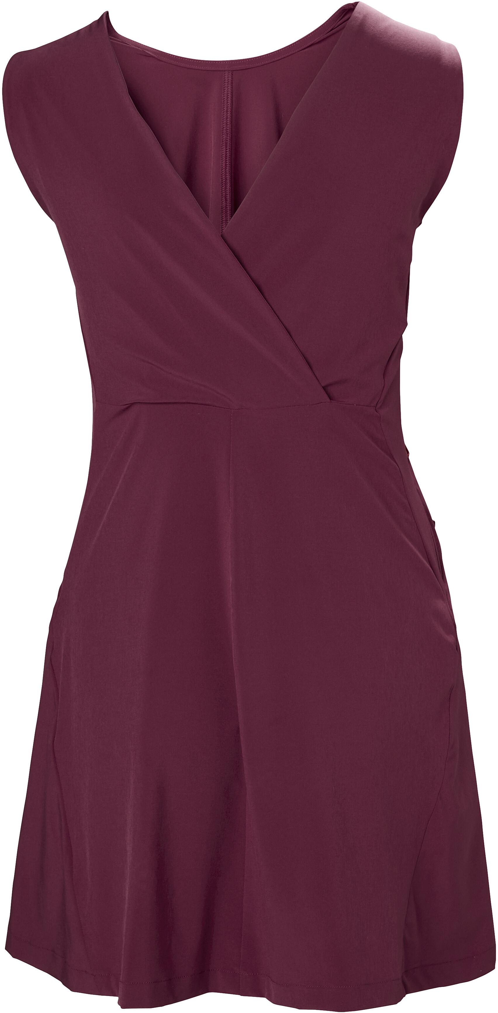 bcc7f746594 Helly Hansen Vik - Robe Femme - violet sur CAMPZ !